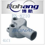 Bonai Engine Spare Part Isuzu 4LC1 Thermostat Housing Bn-8210