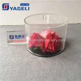 Facory Hot Sale Clear Acrylic Flower Display