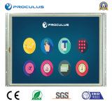 15′′ 1024*768 TFT LCM with Resistive Touch Screen+RS232/RS485