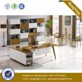 Simple Design Office Desk Metal Leg Office Table (HX-BS8041)