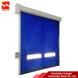 Electrical Auto-Repairing PVC Fast Rolling Door (HF-E100)
