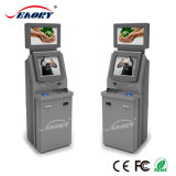 Bill Payment Card Dispenser Kiosk with A4 Printer