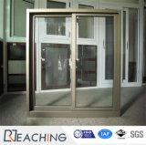 Economical Style Cheap Price White Color Anti-UV PVC Sliding Aluminum Window