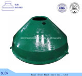 Manganese Steel Trio Tc51sh Concave and Mantle for Stone Crushing