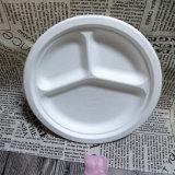 Sugarcane Tableware Disposable Cheap Bulk Dinner Plates Biodegradable Plates