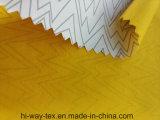 Hwnb1436 100% Nylon Taffeta Ripstop Fabric with Lamination Print