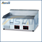 Gh722 Gas Griddle (1/3 Grooved) of Catering Equipment