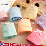 Wholesale Soft Ventilate Printing Cotton Underwear Teen Sexy Girls Briefs Tumblr