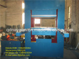 Automatic Rubber Frame Type Plate Vulcanizer with ISO BV SGS
