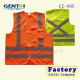 Latest Reflective Safety Clothing Airport Safety Vest for Traffic