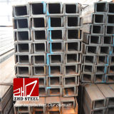 Large Warehouse Supply Hot Rolled Steel U Channel