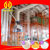 High Quality 150t Automatical Maize Roller Mill Plant Running in Kenya Zambia