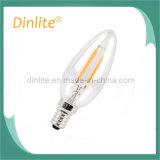 Energy Caving C35 4W Candle LED Filament Bulb