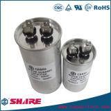 Manufacturer Price Cbb65 Capacitor Single-Phase AC Motor Capacitor