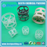 25mm Low Price Plastic PP Pall Ring Packing for Ethylbenzene Separation