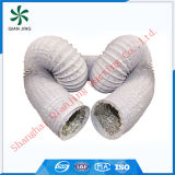 Fire Resistant Combi PVC Aluminum Flexible Duct for HVAC Systems