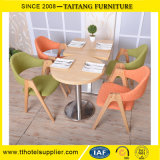 2017 Commercial Cafeteria Cafe Furniture Restautrant Table Chair