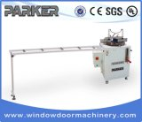 Jinan Parker Alu-PVC Profile Any Angle Single Head Cutting Machine