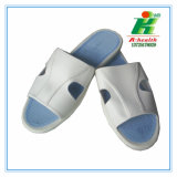 ESD PVC Slipper (ZK-126) , Antistatic Shoe, Clean Room Slipper
