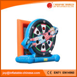 Vertical Type Inflatable Circle Football Game Shoot Dartboard (T9-202)