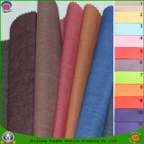 Polyester Fabric Waterproof Fr Blackout Coating Pongee Fabric for Curtain Lining
