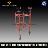 Construction Material Cuplock Scaffold System