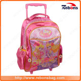 Good Quality Customized Design Backpack Cartoon Trolley Casual School Bags