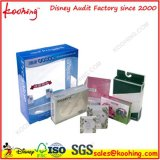 Clear Custom Printing Plastic Cosmetic Box