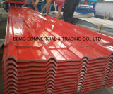0.14/0.18 Galvanized Corrugated Roofing Sheet