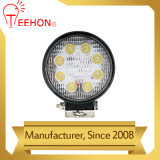 4 Inch Round Waterproof 24W Offroad LED Work Light