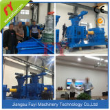 Fertilizer Compaction Granulation Double Roller Granulator