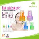 CF-M Transparent Plastic Material Colorful Fine Mist Sprayer