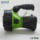 3W Mini Solar Torch Lamp, Rechargeable LED Torch Light,