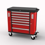 "36"" 7 Drawer Tool Cabinet, Metal Steel Storage Cabinet"