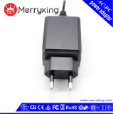 Kc CB Certified 5V 2.5A Small Design AC DC Power Adapter