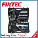 Fixtec Hand Tools Hardware 76PCS CRV Car Repair Wrench Kit Socket Tool Set