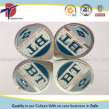Customized Die Cut Type Aluminum Foil Cover for PP Cup
