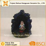 Ceramic Christian Design Crafts for Religious Decoration