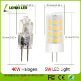 Mini LED Corn Bulb Light 5W Warm White G4 Bulb