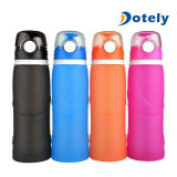 Silicone Foldable Sport Water Bottles