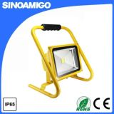 50W Portable LED Flood Light with Handle (SFLED3-050)