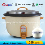 Big Commercial Drum Type Rice Cooker