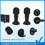 Tactzone toilet partition accessories set