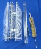 400 Holes Manual Capsule Filling Machine / Capsule Filler for Capsule Size 00# to 4#