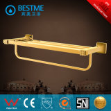High Quality Gold Color Towel Bar Fwith Best Price (BG-D4012)