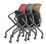 High Quality Office Furniture Collapsible Mesh Chair for Training