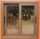 Strong Sliding Window Popular Design 45degree Connection with Screen