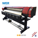 Ce SGS Approved 1.6m Dx5 Printheads Dye Sublimation Printer