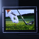 Acrylic Advertising Slim Light Box with LED Backlit (CSH01-A3L-02)