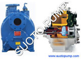 Self-Priming Non-Clog Centrifugal Trash Water Pump